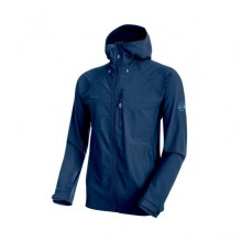 MAMMUT Runbold Trail SO Hooded Jkt Uomo
