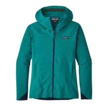 PATAGONIA R1 TechFace Hoody Donna