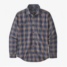 PATAGONIA Long-Sleeved Pima Cotton Shirt Uomo