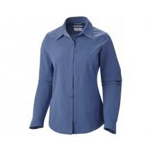 COLUMBIA Silver Ridge Long Sleeve Shirt Donna