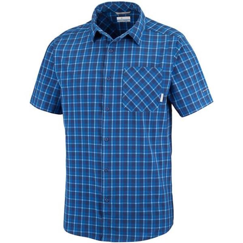 COLUMBIA Triple Canyon Short Sleeve Shirt Uomo