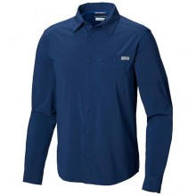 COLUMBIA Triple Canyon Solid LS Uomo