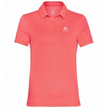 ODLO Polo Shirt Ss Cardada Donna