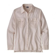 PATAGONIA L/s Lightweight A/C Buttondown Donna