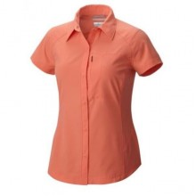 COLUMBIA Silver Ridge Short Sleeve Shirt Donna