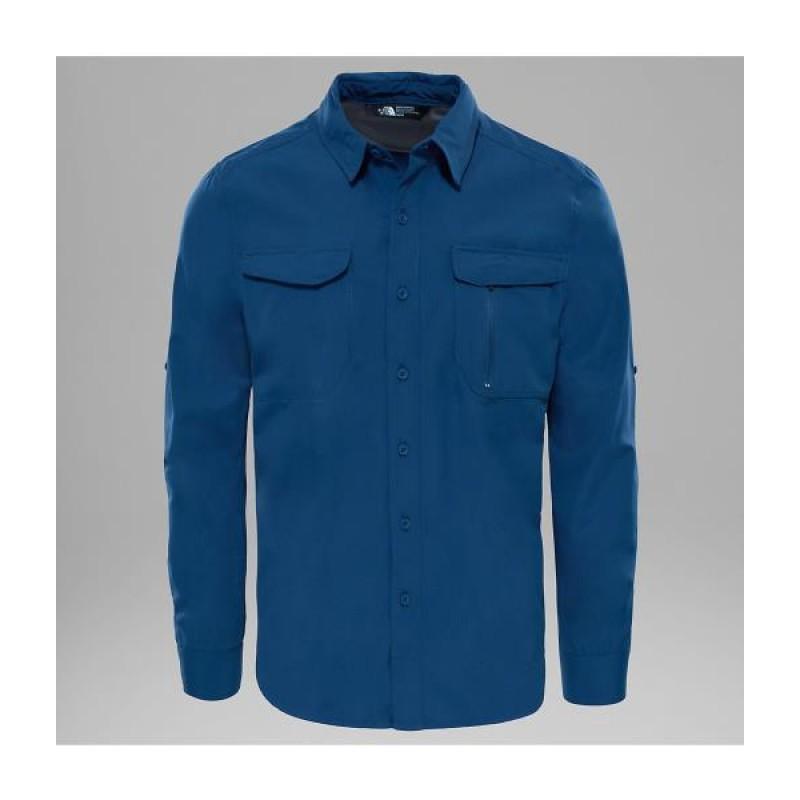 NORTH LS Shirt Sequoia FACE THE Uomo n04YqB4w