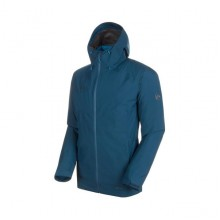 MAMMUT Convey 3 in 1 Hs Hooded Gtx+Down Uomo