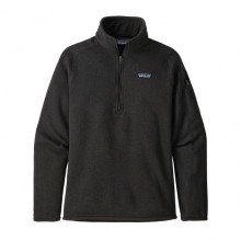 PATAGONIA Better Sweater 1/4 Zip Donna