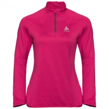 ODLO Carve Light 1/2 Zip Donna