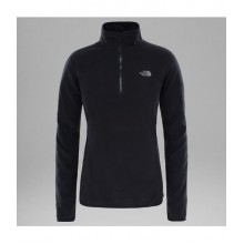 THE NORTH FACE 100 Glacier 1/4 Zip Donna