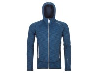 ORTOVOX Fleece Space Dyed Hoody Uomo