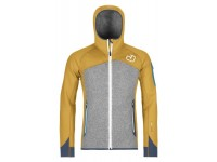 ORTOVOX Fleece Plus Merino Hoody Uomo