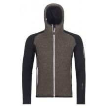 ORTOVOX Fleece Plus Classic Knit Hoody Uomo