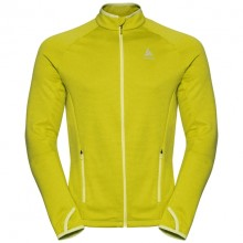 ODLO Proita Midlayer Full Zip Uomo