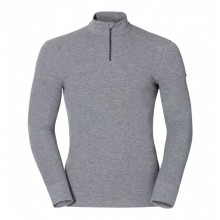 ODLO Warm Collo a Zip m/l  uomo