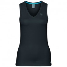 ODLO Active F-Dry Light V-Neck Singlet Donna