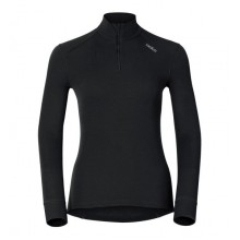 ODLO Warm Collo a Zip m/l  Donna