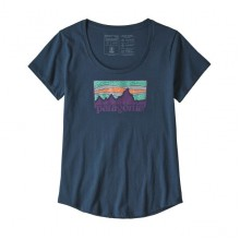 PATAGONIA Solar Rays '73 Org.S Donna