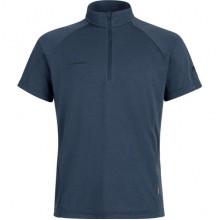 MAMMUT Aegility Half Zip T-Shirt Uomo
