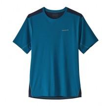 PATAGONIA S/s Airchaser Shirt Uomo