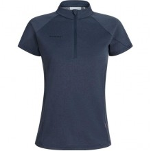 MAMMUT Aegility Half Zip T-Shirt Donna