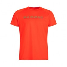 MAMMUT Splide Logo T-Shirt Uomo