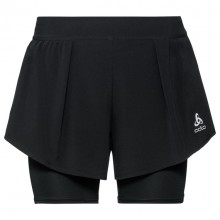 ODLO 2 in 1 Short Zeroweight Pro Ceramicool Donna