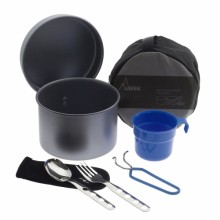 LAKEN Cooking Set 1P Alu Antiaderente