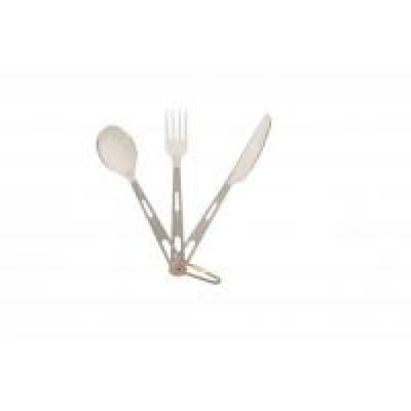 FERRINO Titanium Cutlery Set