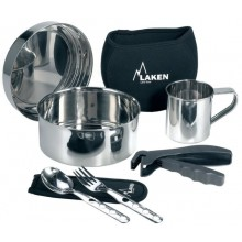 LAKEN Cooking Set 1P Inox
