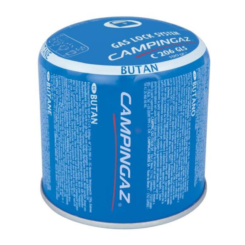CAMPINGAZ Butano C206 190 g Lock System